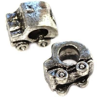 perles modulaires voiture petite 9 x 10 x 7 mm