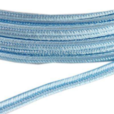 PEGA Y1752 soutache cord azure 3 / 0,9 mm