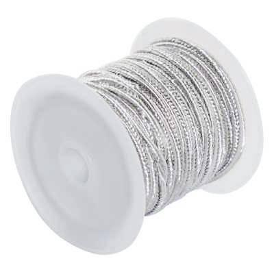 soutache cord gray 2.5 mm