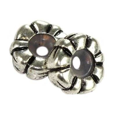 modular beads blocking pretzels 11.7 x 5 mm