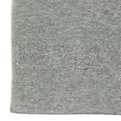 vilt grijs 1 mm vel 20 x 30 cm