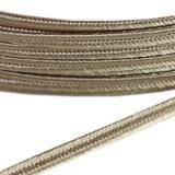 PEGA Y1907 soutache cord khaki 3 / 0,9 mm