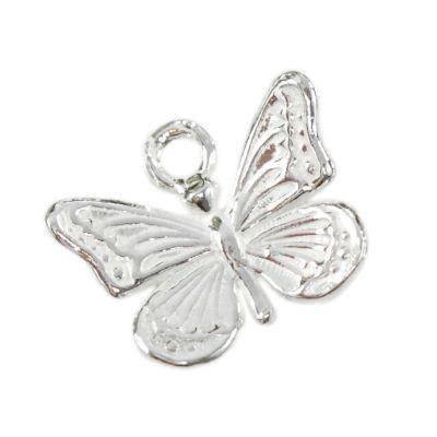 sterling silver 925 pendant butterfly