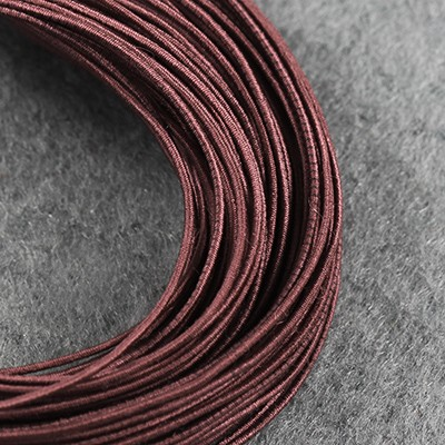 elastic jewelry rubber bands 0.8 mm