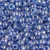 perles Toho round inside-color lt sapphire/opaque dk b 2.2 mm TR-11-1057