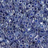 Miyuki perlas Delica ceylon blue 1.6 x 1.3 mm DB-0243