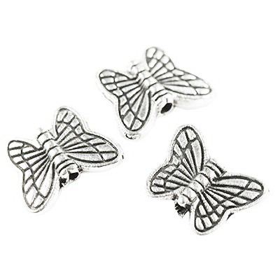 de metal ozdobne mariposas 10.2 mm