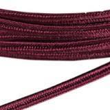 PEGA Y4622 soutache cord maroon 3 / 0,9 mm