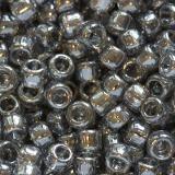 perline Toho round lustered black diamond 3 mm TR-08-113