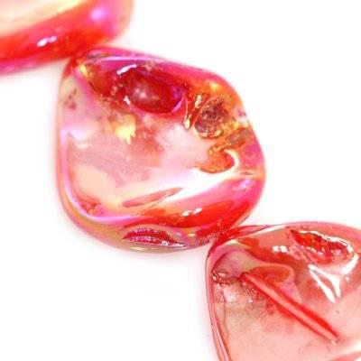 masa perłowa bryłki tęczowe różane