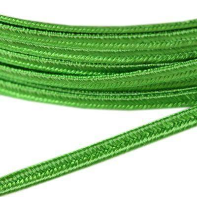 PEGA Y4800 soutache johto light green 3 / 0,9 mm