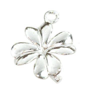 sterling silver 925 pendantclover