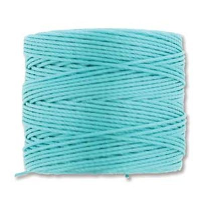 S-lon bead cord tex 210 aqua