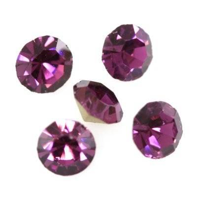 zirconium mc chaton cristal améthyste  SS 20