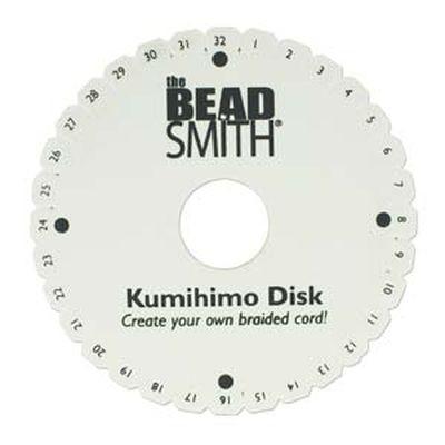 Beadsmith kumihimo disk 15 cm 35 mm hole diam