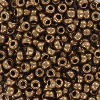 koraliki Miyuki round metallic light bronze 8/0 #8-457L