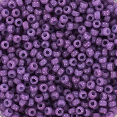 Miyuki perle round duracoat opaque anemone 11/0 #11-4490