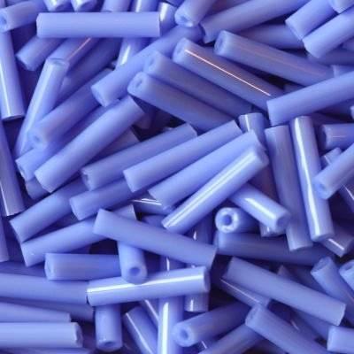 Bolitas de vidrio tubos DODGER azul 9 mm
