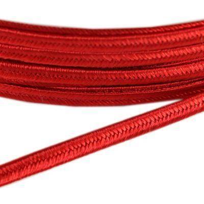 PEGA Y7510 κορδόνι soutache κόκκινος 3 / 0,9 mm