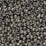 Toho beads round nickel 1.6 mm TR-15-711