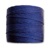 nici S-LON Tex 210 0.5 mm capri blue - nić do beadingu