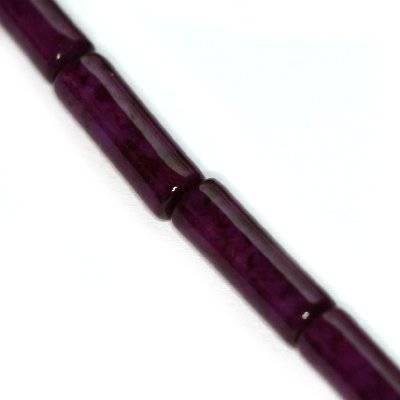 pałeczki marmur ametystowy 4 x 13 mm kamień naturalny barwiony