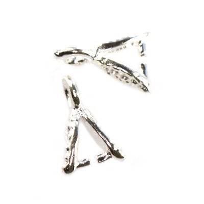 Anhängerhalterung Dreieck mini 7 mm Schmuckzubehör