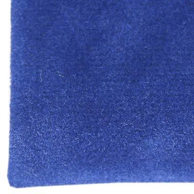 camoscio blu scuro foglio 20 x 30 cm