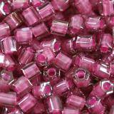 Toho hex inside-color lt. amethyst/pink lined 2 mm TH-11-959