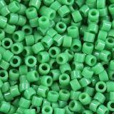Miyuki Delica opaque green 1.6 x 1.3 mm DB-724