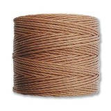 nici S-LON Tex 210 0.5 mm copper - nić do beadingu