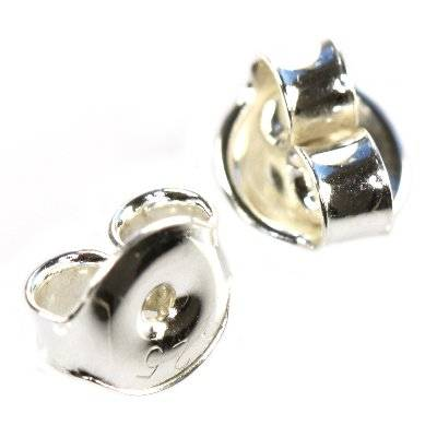sterling silver 925 ear nut