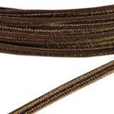 PEGA Y7900 soutache cord brown 3 / 0,9 mm