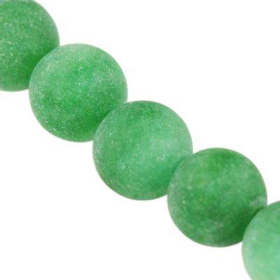 round mat jade green 6 mm