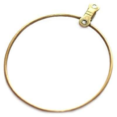 circle drop 3.5 cm