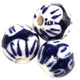 boules en porcelaine traditionnelles 10 mm