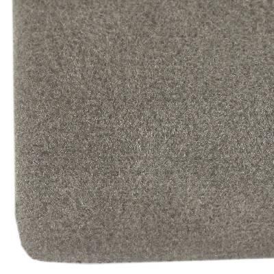 camoscio grigio foglio 20 x 30 cm
