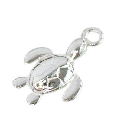 sterling silver 925 pendantturtle