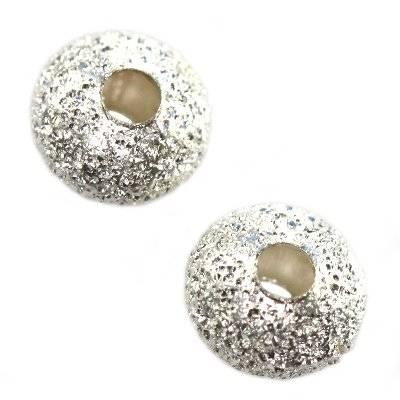 argent 925 bonbons décoratifs 4,5 mm