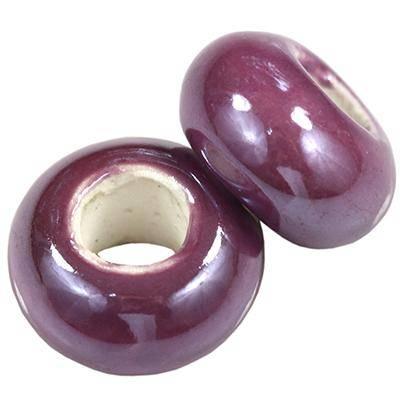 perles modulaires en céramique