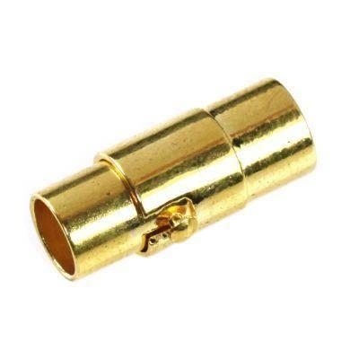 chiusura magnetica con serratura d'oro 5 millimetri