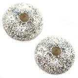 sterling silver 925 drops ornamental 6 mm