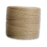 S-lon bead cord tex 210 light brown