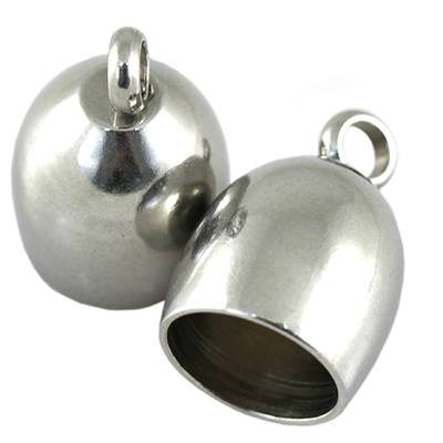 końcówki dzwonki 8 x 14.2 mm stal chirurgiczna nierdzewna 316