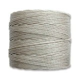 S-lon bead cord tex 210 light grey