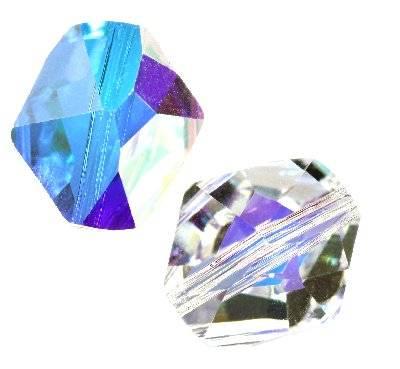 Swarovski cosmic beads crystal ab 12 mm