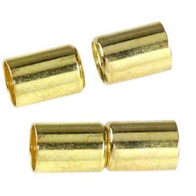 magnetico fibbia d'oro 6 mm