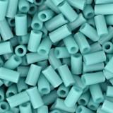koraliki Toho bugle opaque turquoise 3 mm TB-01-55