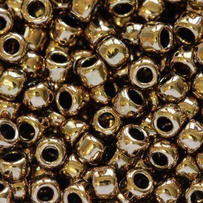 perline Toho round bronze 3 mm TR-08-221