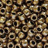 Toho beads round bronze 3 mm TR-08-221
